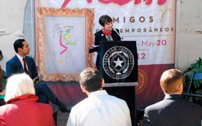 Picasso, amigos contemporáneos en San Antonio, Texas