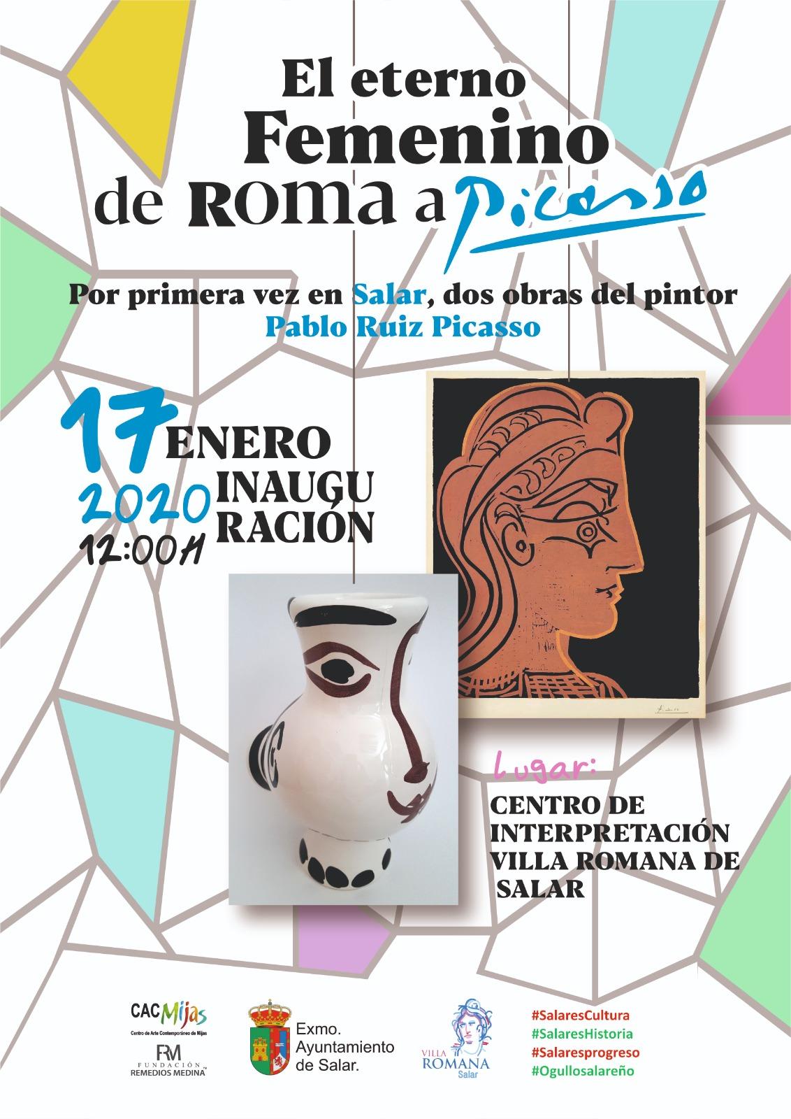 EL ETERNO FEMENINO. DE ROMA A PICASSO