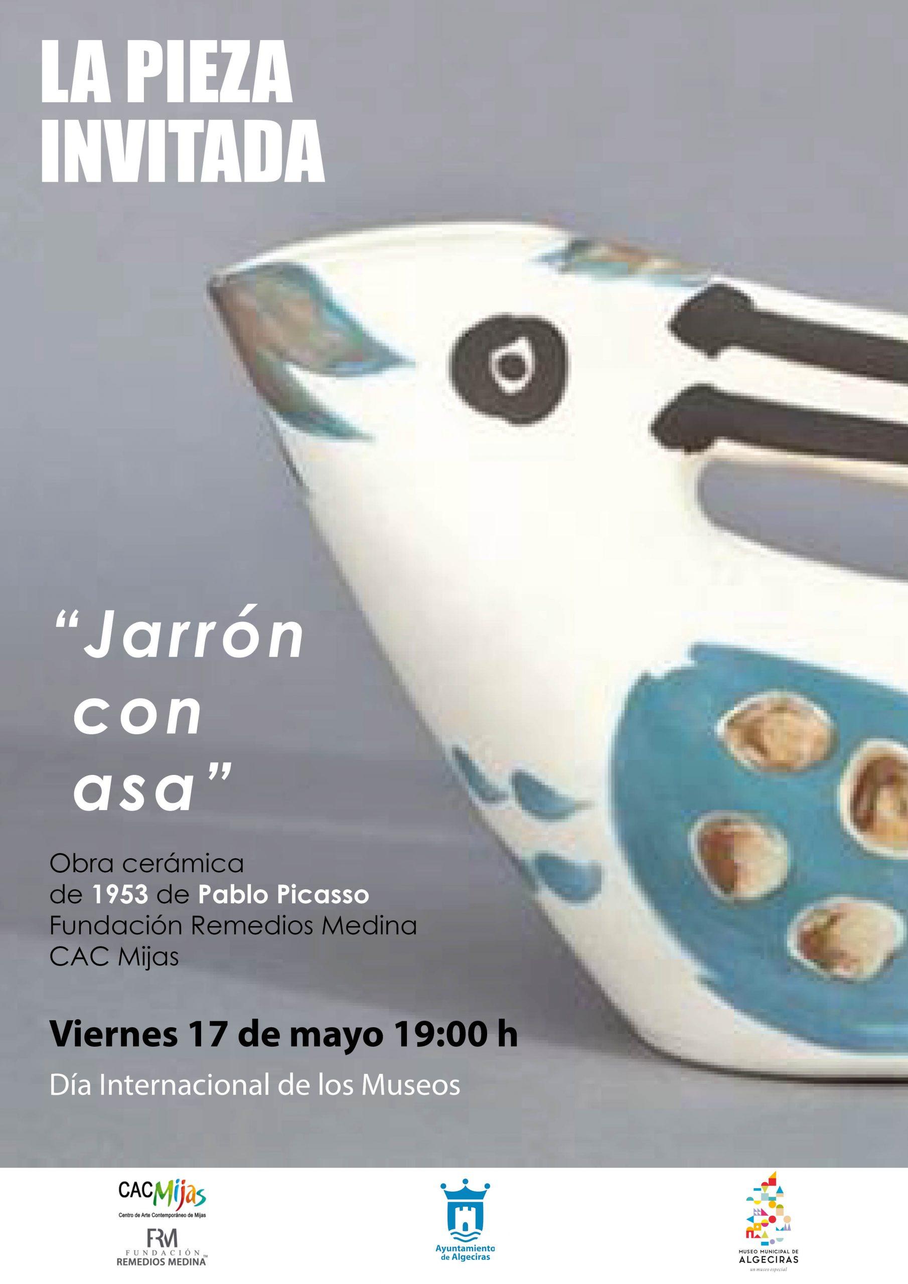 LA PIEZA INVITADA. DÍA INTERNACIONAL DE LOS MUSEOS