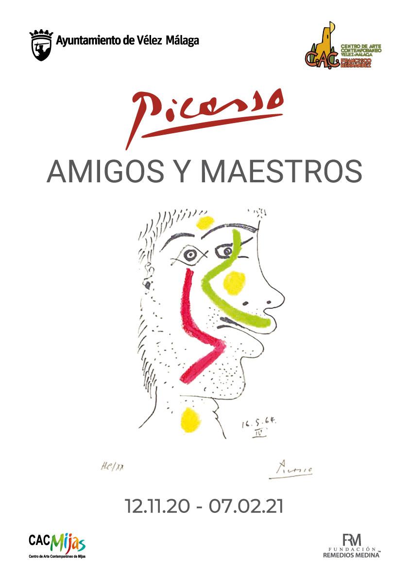 PICASSO, AMIGOS Y MAESTROS
